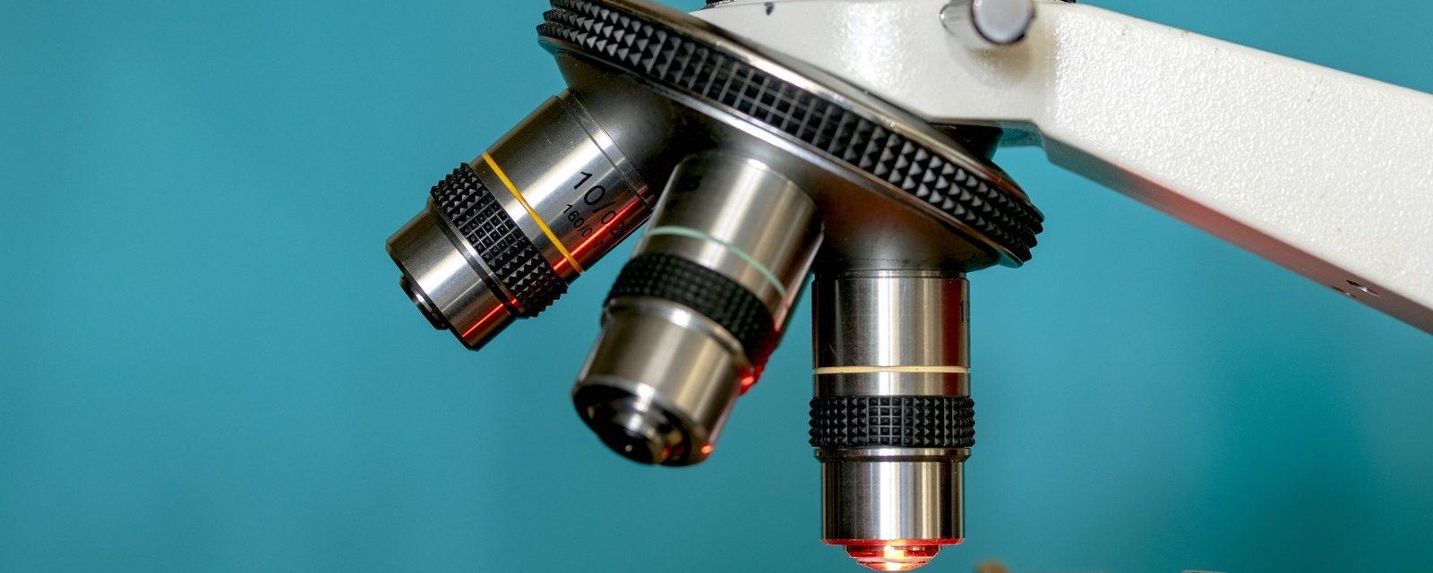 El microscopio espiritual